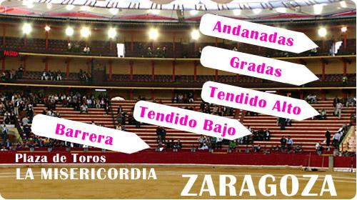 Plaza toros Zaragoza